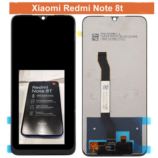Xiaomi Redmi Note 8 t – замена стекла экрана отдельно 850 грн .  Замена дисплейного модуля 1590 грн