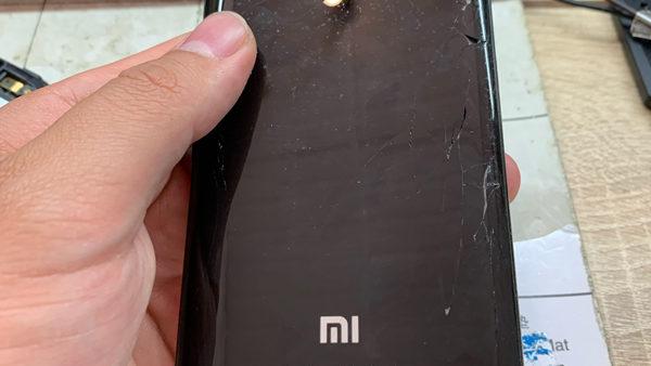 Ремонт разбитого xiaomi mi6